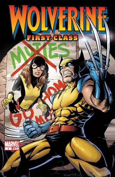 Wolverine – First Class #1 – 21 (2008-2010)