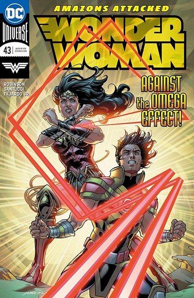 Wonder Woman #43 (2018)