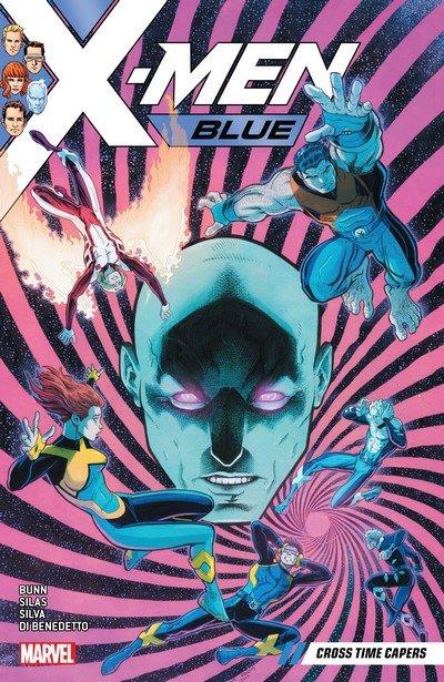 X-Men Blue Vol. 3 – Cross Time Capers (TPB) (2018)