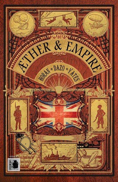Æther & Empire #1 – 6 + TPB (2016)