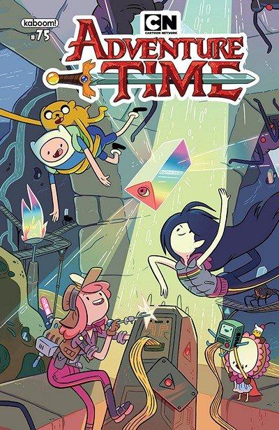 Adventure Time #75 (2018)
