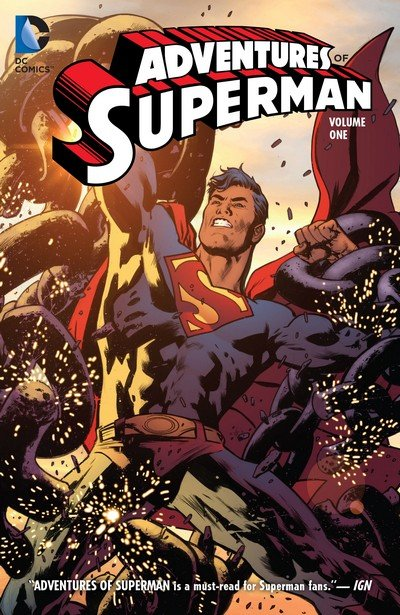 Adventures of Superman Vol. 1 – 3 (2014-2015)
