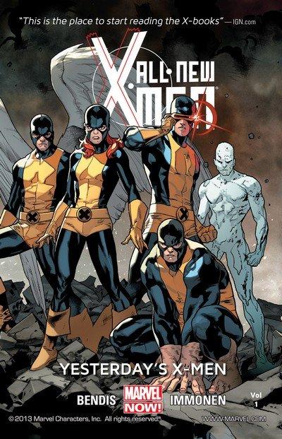 All-New X-Men Vol. 1 – 7 (TPB) (2013-2015)