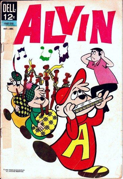 Alvin #1 – 27 + Specials (1962-1973)