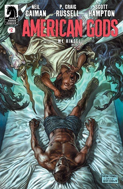 American Gods – My Ainsel #2 (2018)