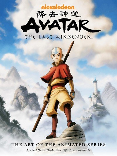 Avatar – The Last Airbender – The Art of the Animated Series (2010)