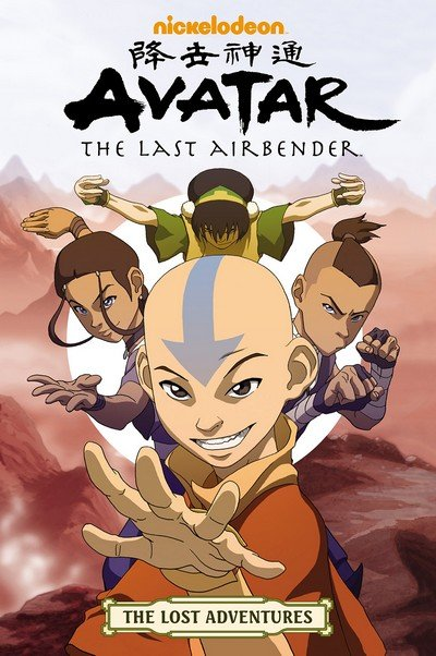 Avatar – The Last Airbender – The Lost Adventures (TPB) (2011)