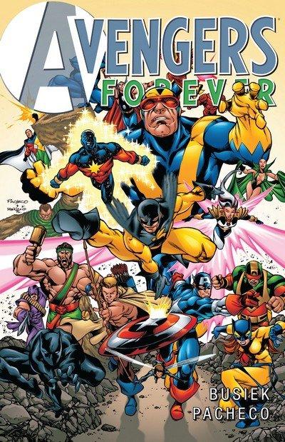 Avengers Forever (TPB) (2009)
