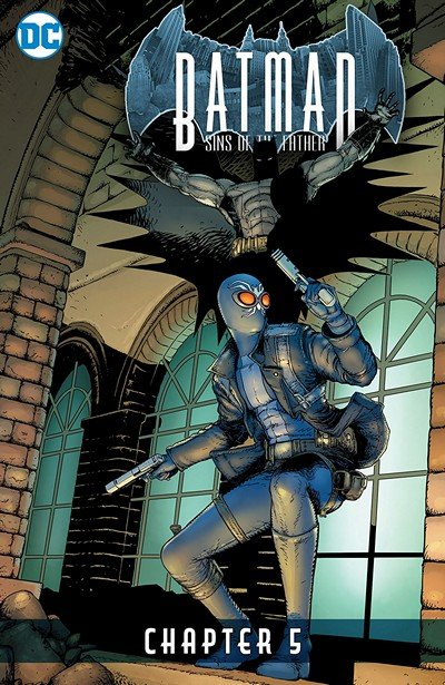 Batman – Sins of the Father #5 (2018)