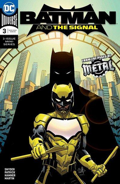 Batman & the Signal #3 (2018)