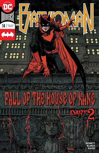 Batwoman #14 (2018)