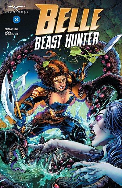 Belle – Beast Hunter #3 (2018)