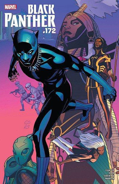 Black Panther #172 (2018)