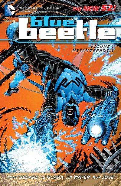 Blue Beetle Vol. 1 – Metamorphosis (TPB) (2012)