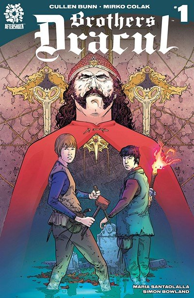 Brothers Dracul #1 (2018)