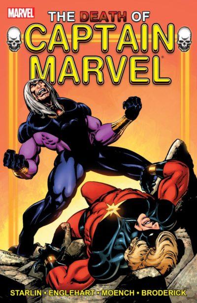 Captain Marvel – The Death of Captain Marvel (TPB) (2013)