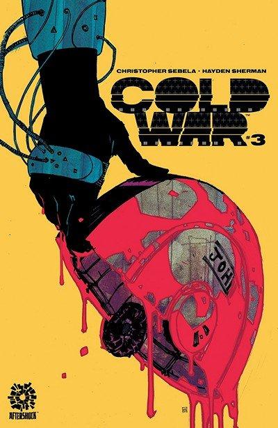 Cold War #3 (2018)