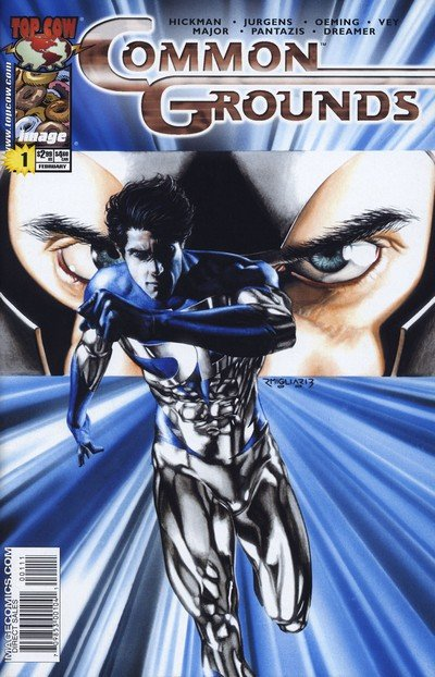 Common Grounds #1 – 6 (2004)