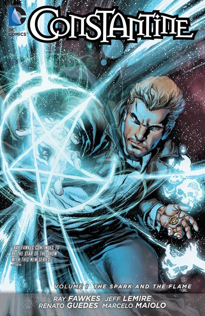 Constantine Vol. 1 – The Spark and the Flame (TPB) (2014)