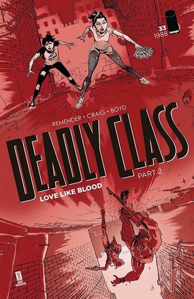 Deadly Class #33 (2018)