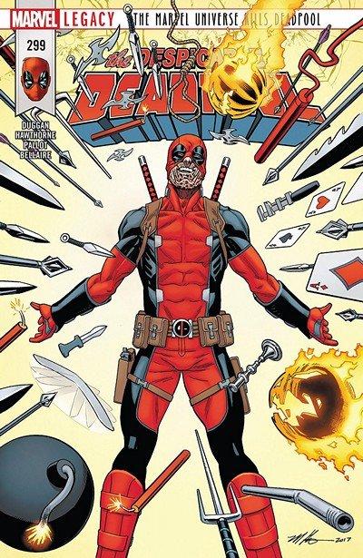 Despicable Deadpool #299 (2018)
