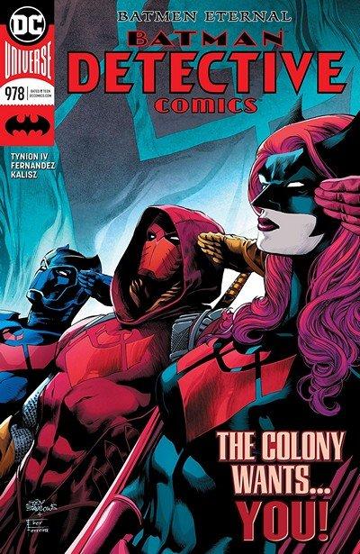 Detective Comics #978 (2018)
