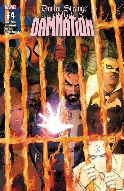 Doctor Strange – Damnation #4 (2018)