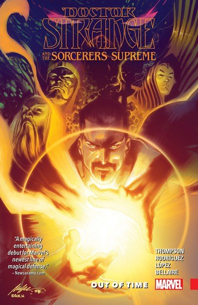 Doctor Strange and the Sorcerers Supreme Vol. 1 – Out of Time (TPB) (2017)