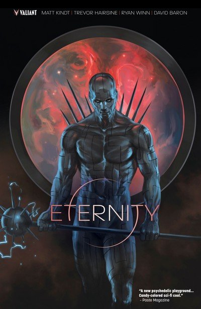 Eternity (TPB) (2018)