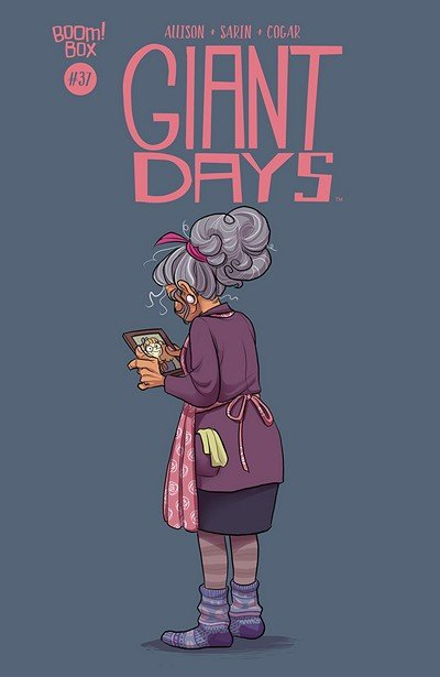 Giant Days #37 (2018)