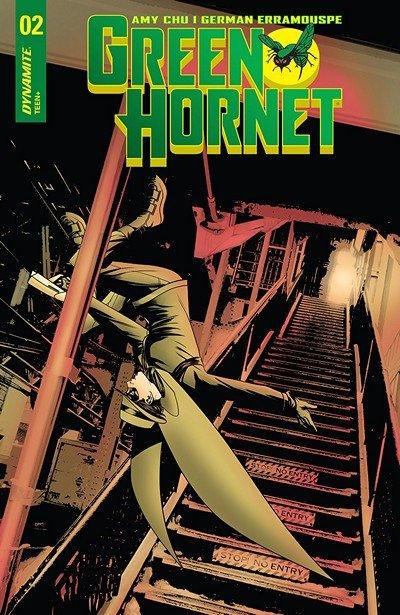 Green Hornet #2 (2018)