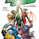 Green Lantern – New Guardians Vol. 1 – The Ring Bearer (TPB) (2012)