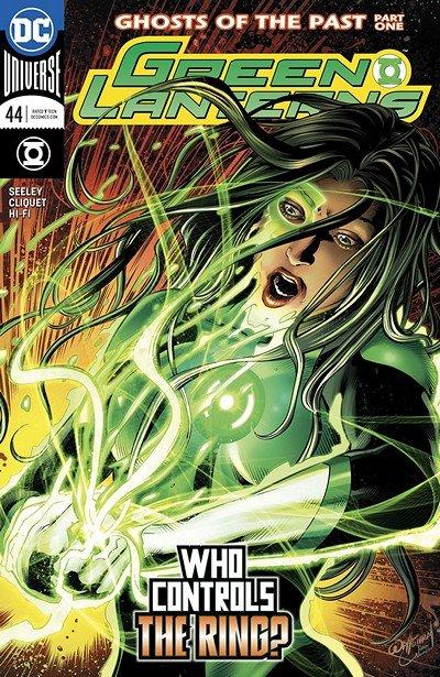 Green Lanterns #44 (2018)