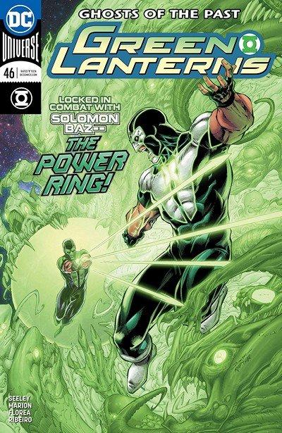 Green Lanterns #46 (2018)