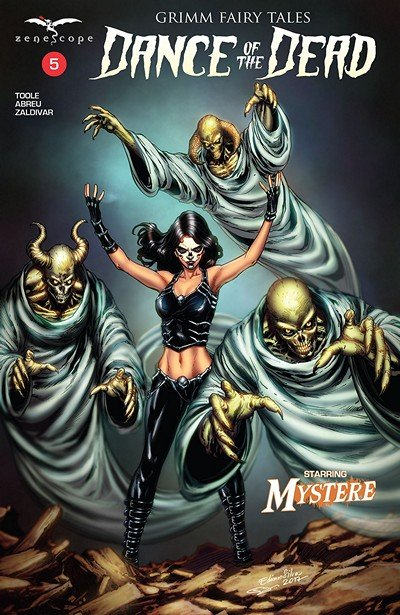 Grimm Fairy Tales Dance Of The Dead #5 (2018)