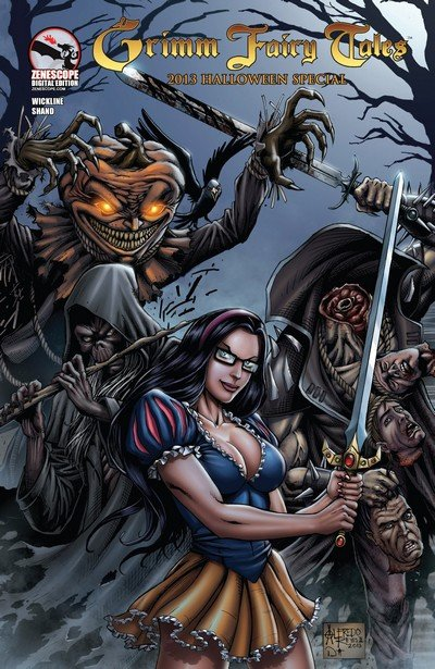 Grimm Fairy Tales Halloween Special 2013