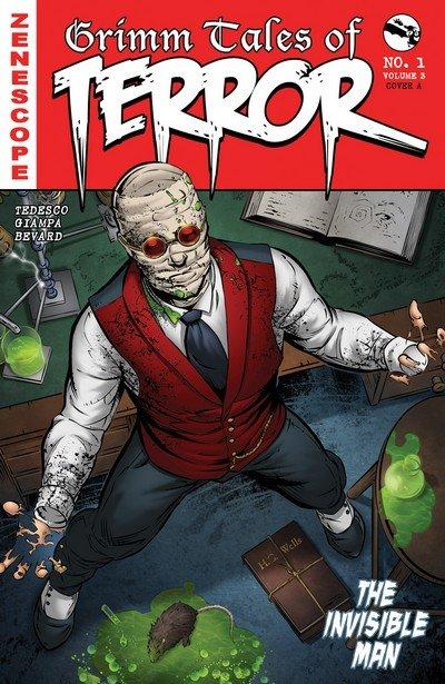 Grimm Tales of Terror Vol. 3 #1 – 13 + Extras (2017-2018)