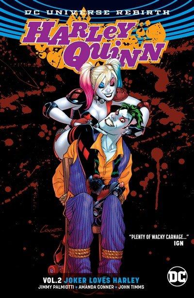 Harley Quinn Vol. 2 – Joker Loves Harley (TPB) (2017)