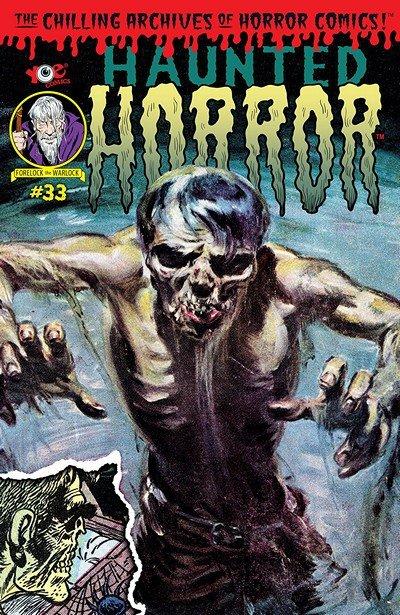 Haunted Horror #33 (2018)