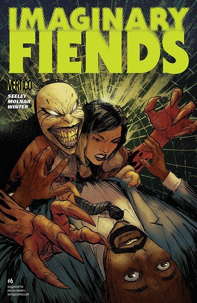 Imaginary Fiends #6 (2018)