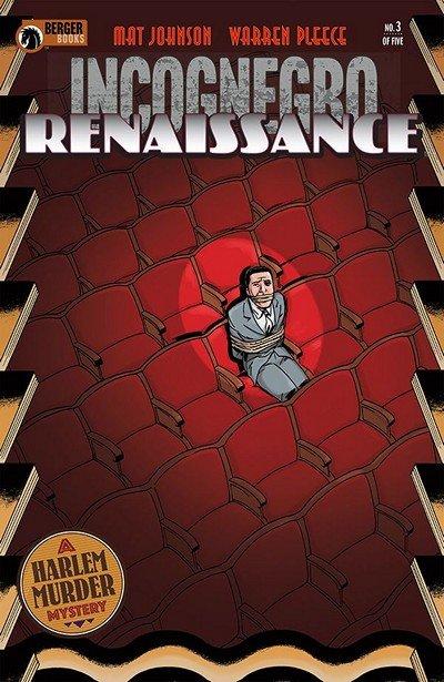 Incognegro – Renaissance #3 (2018)
