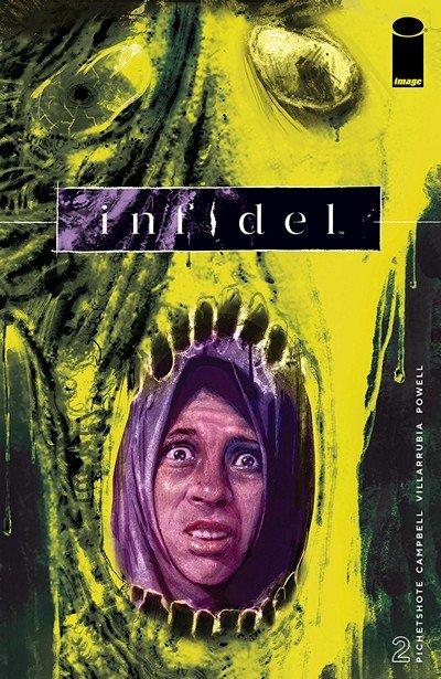 Infidel #2 (2018)