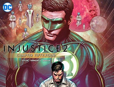 Injustice 2 #54 (2018)