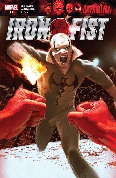 Iron Fist #79 (2018)