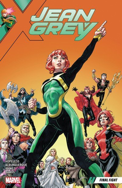 Jean Grey Vol. 2 – Final Fight (TPB) (2018)