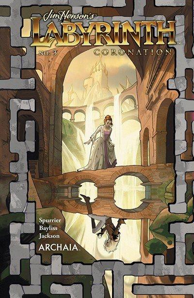 Jim Henson's Labyrinth – Coronation #3 (2018)