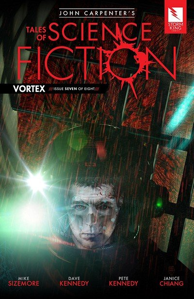 John Carpenter's Tales of Science Fiction – Vortex #7 (2018)
