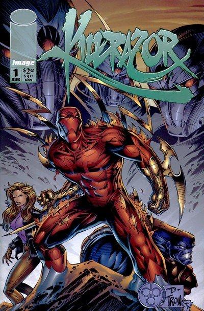 Kill Razor #1 (1995)