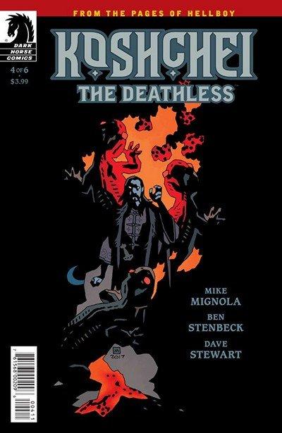 Koshchei The Deathless #4 (2018)