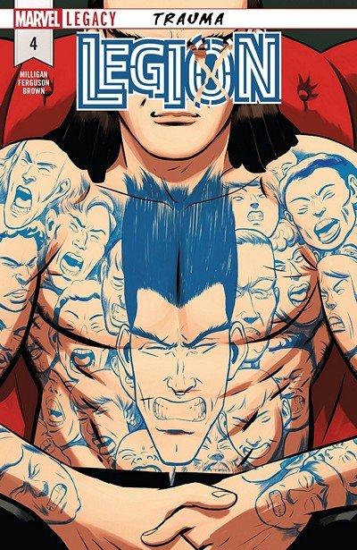 Legion #4 (2018)
